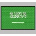 Parche Bordado Bandera ARABIA SAUDI