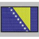 Parche Bordado Bandera BOSNIA HERZEGOVINA
