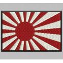 Parche Bordado Bandera KAMIKAZE (JAPON II GUERRA))