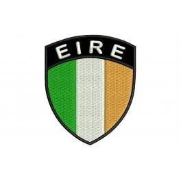 Parche Bordado Bandera IRLANDA (Escudo)