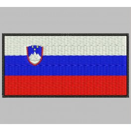 Parche Bordado Bandera ESLOVENIA