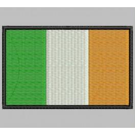 Parche Bordado Bandera IRLANDA
