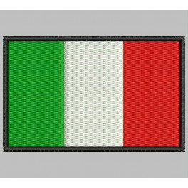 Parche Bordado Bandera ITALIA