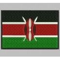 Parche Bordado Bandera KENIA