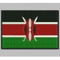 Parche Bordado Bandera KENIA