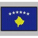 Parche Bordado Bandera KOSOVO