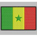 Parche Bordado Bandera SENEGAL