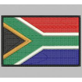 Parche Bordado Bandera SUDAFRICA