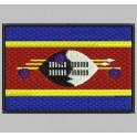 Parche Bordado Bandera SWAZILANDIA