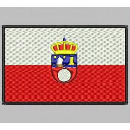 Parche Bordado Bandera CANTABRIA