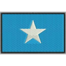 Parche Bordado Bandera SOMALIA
