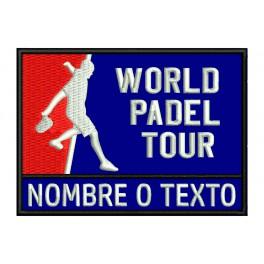 Parche Bordado WORLD PADEL TOUR