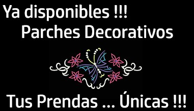 Parches Decorativos